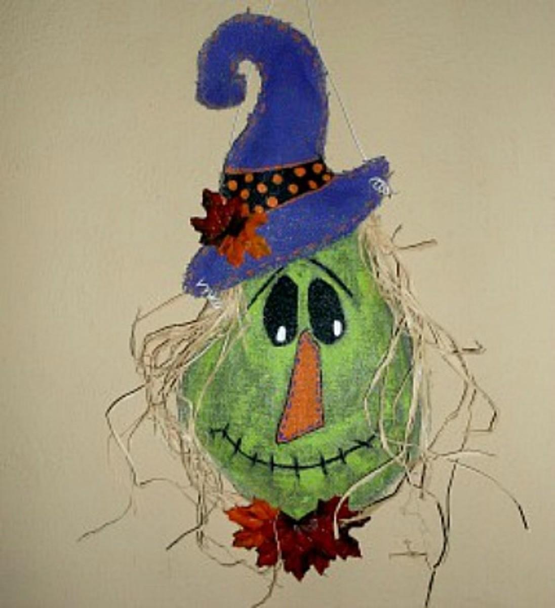 halloween-burlap-door-hangers-2