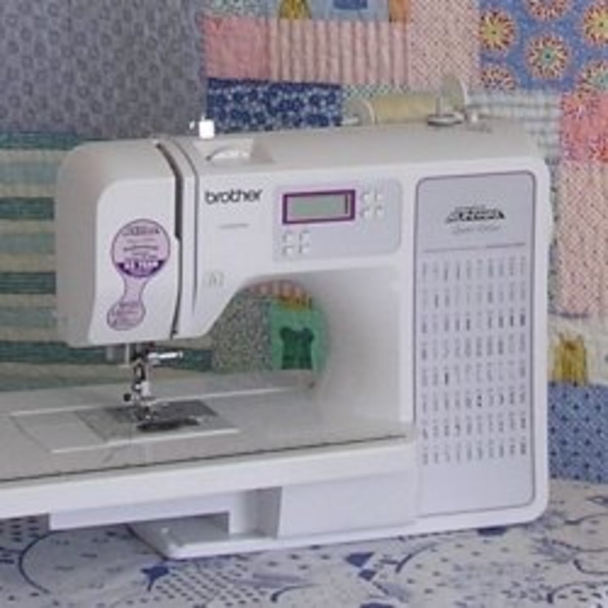 How To Use a Sewing Machine: A Guide to the Parts