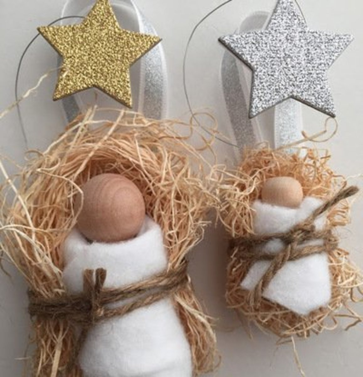 Image result for christmas baby jesus craft