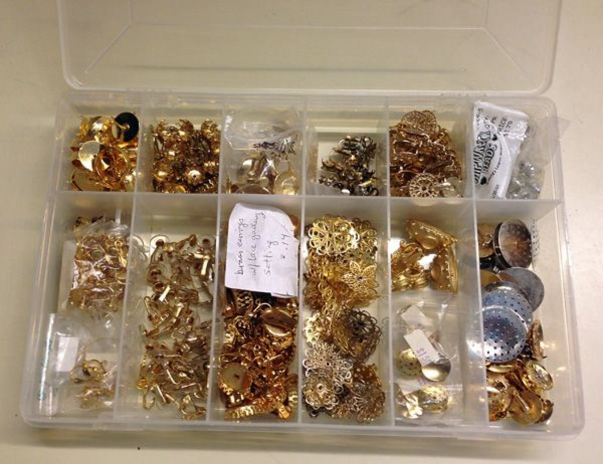 Do you have a bead organization and storage system you love, or are you still looking?