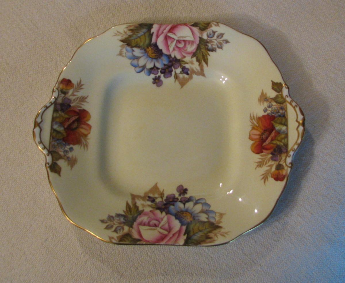 Aynsley England bone china