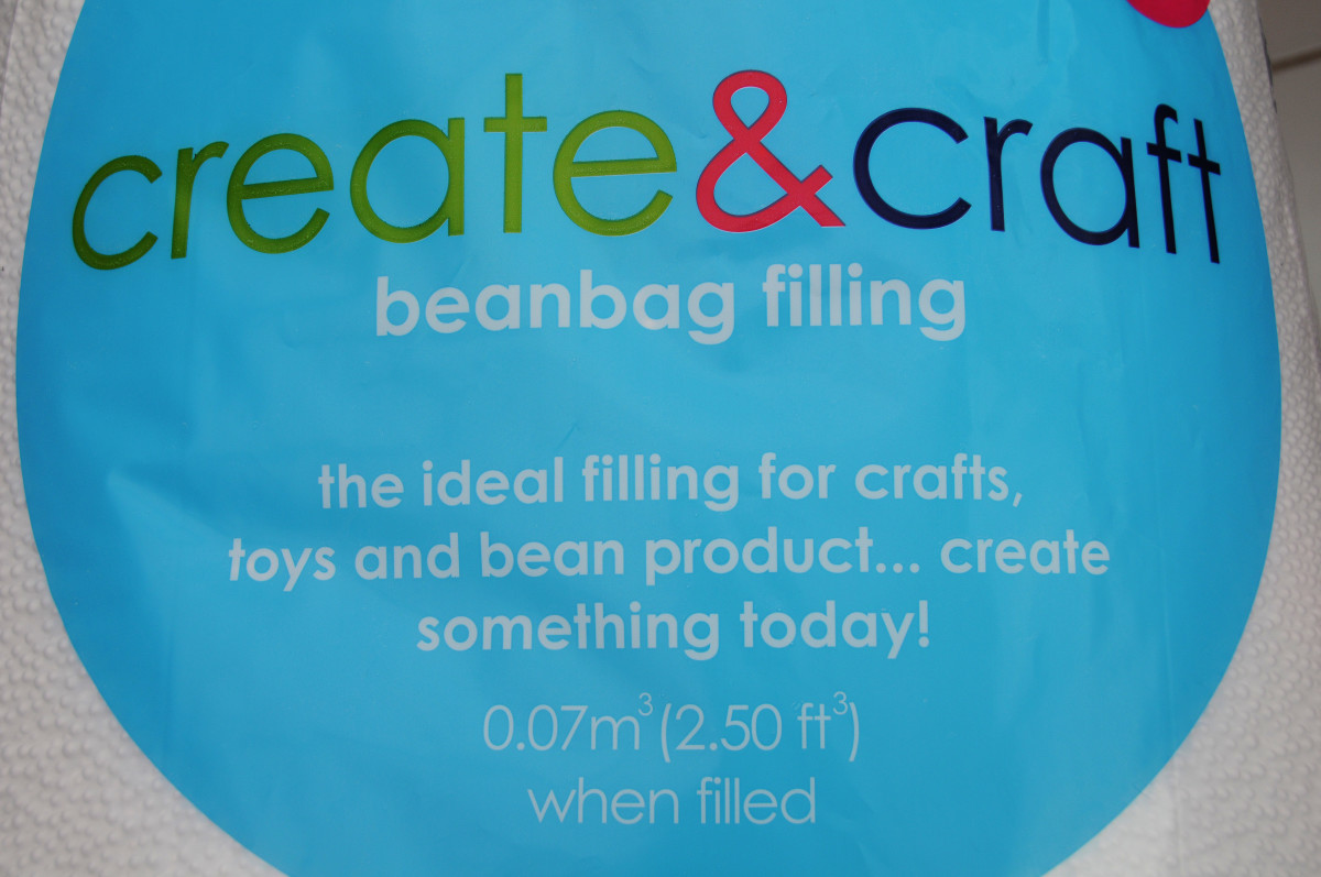 Polystyrene Balls - Bean Bag Filling