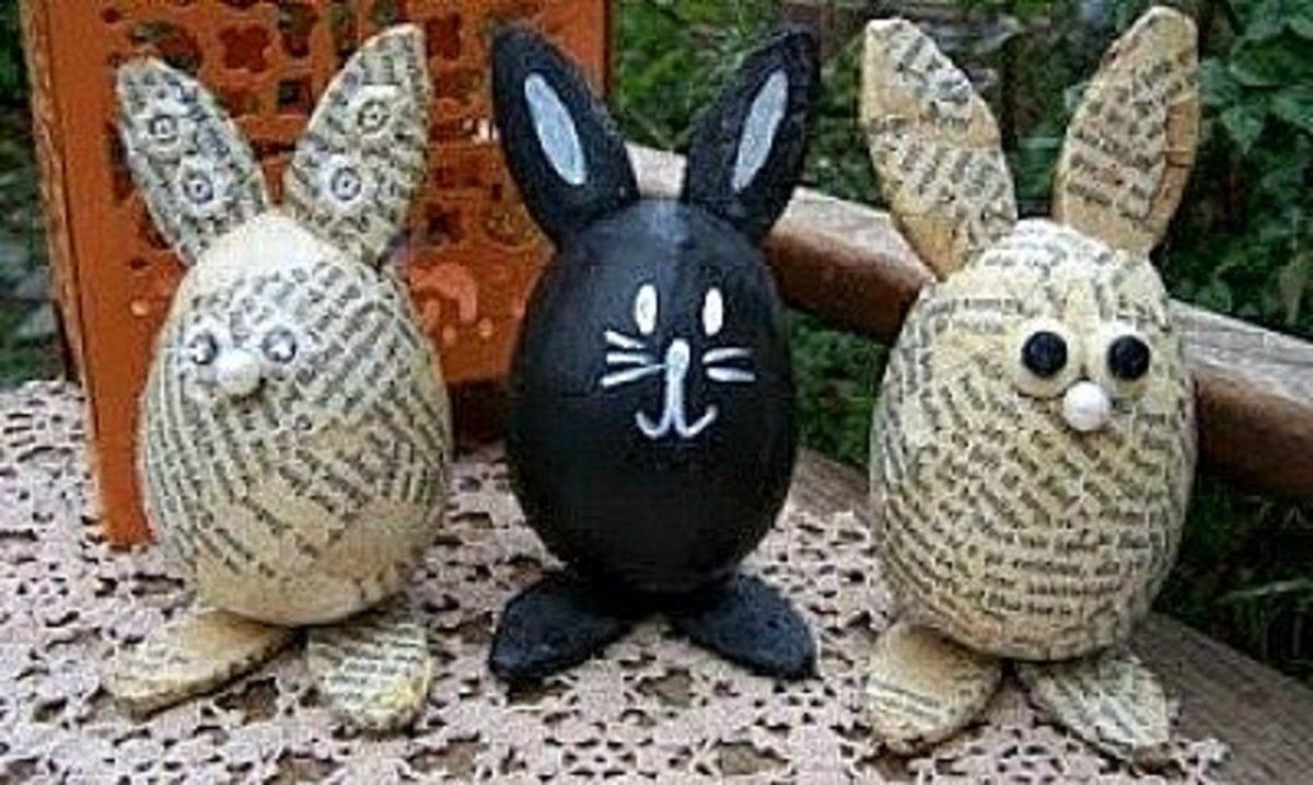 57 Spectacular Plastic Egg Craft Ideas Feltmagnet