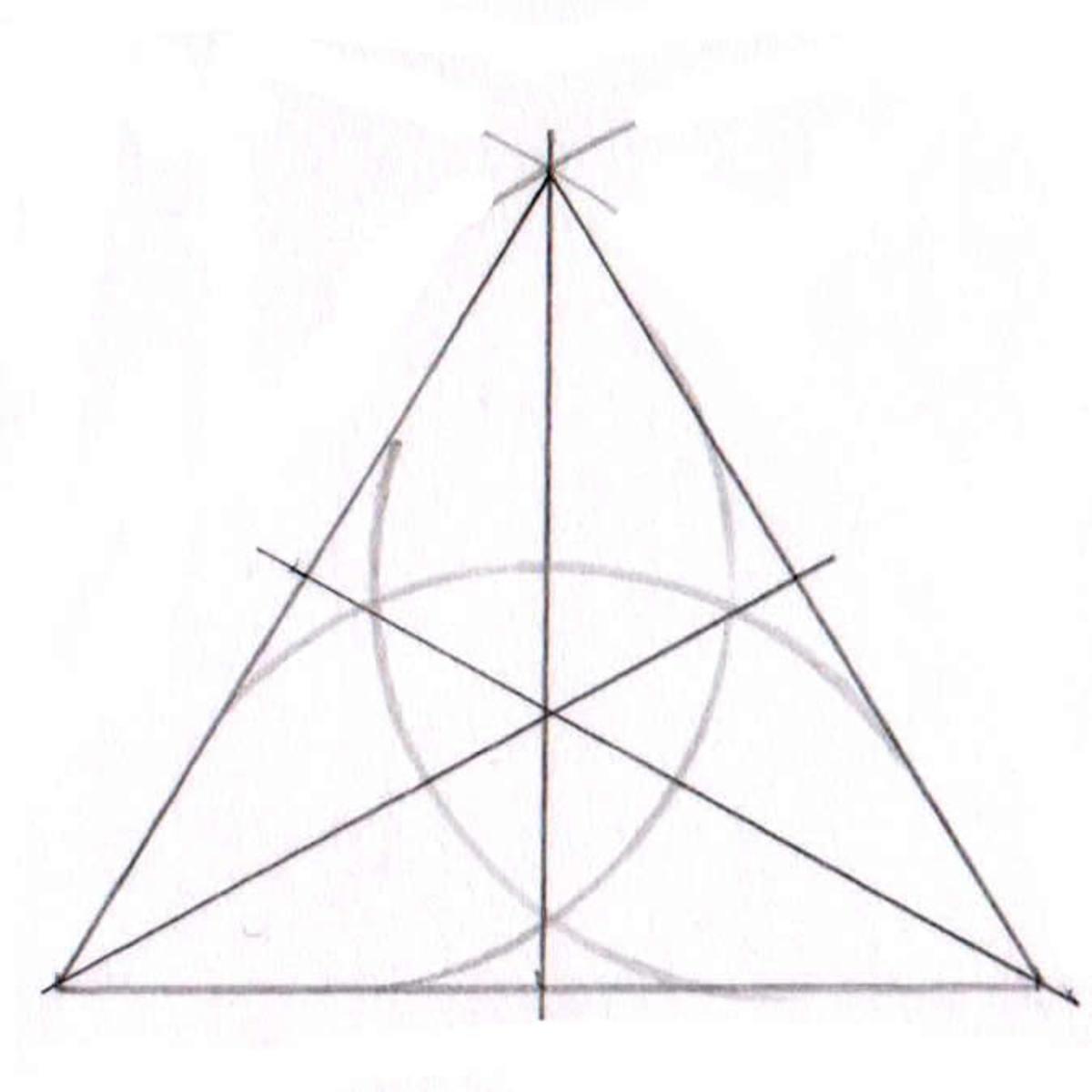 Triquetra tutorial step six