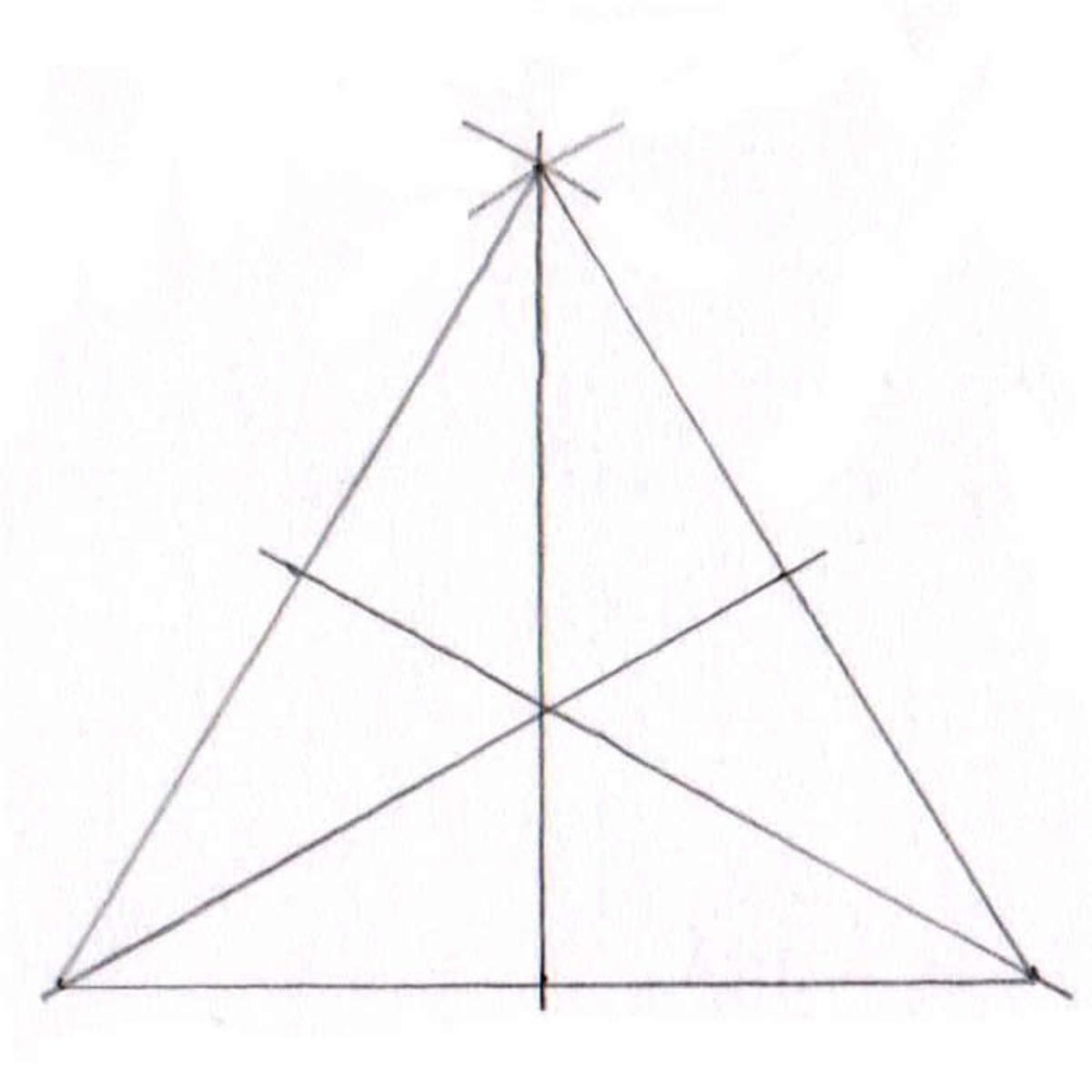 Triquetra tutorial step four