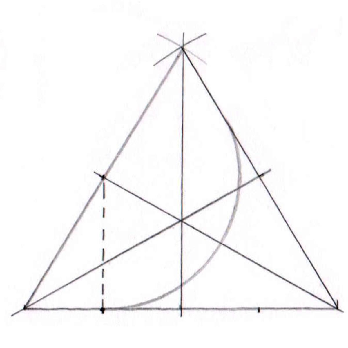Triquetra tutorial step five