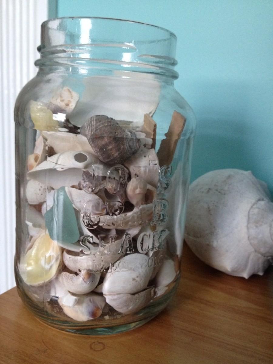 Super Simple Diy Seashell Crafts Feltmagnet Crafts
