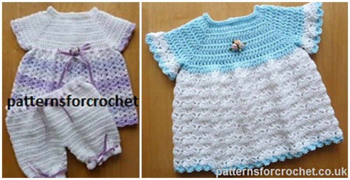 Learn to crochet dress