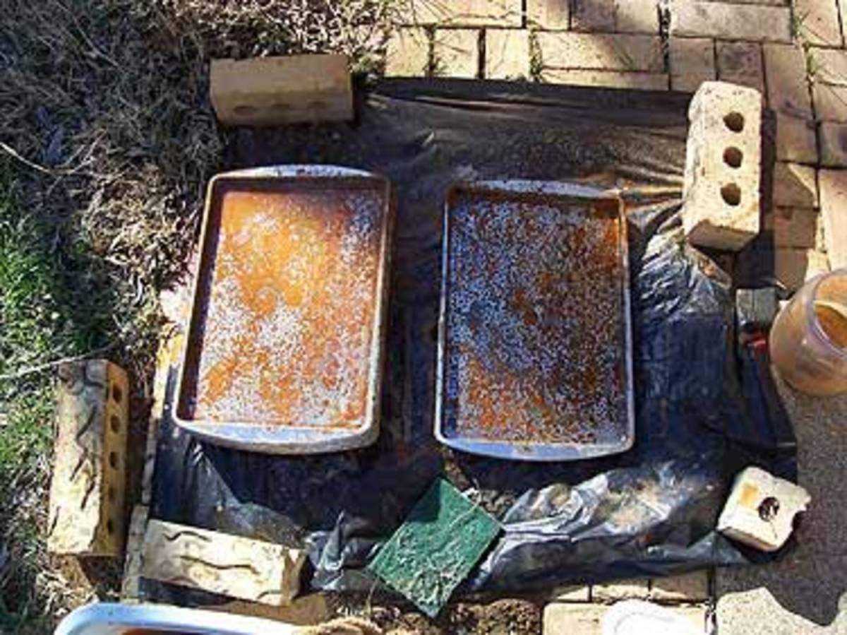 how-to-make-rusting-plates