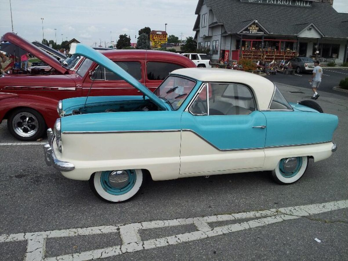 Photos taken at a recent car show in Pigeon Forge, Tennessee