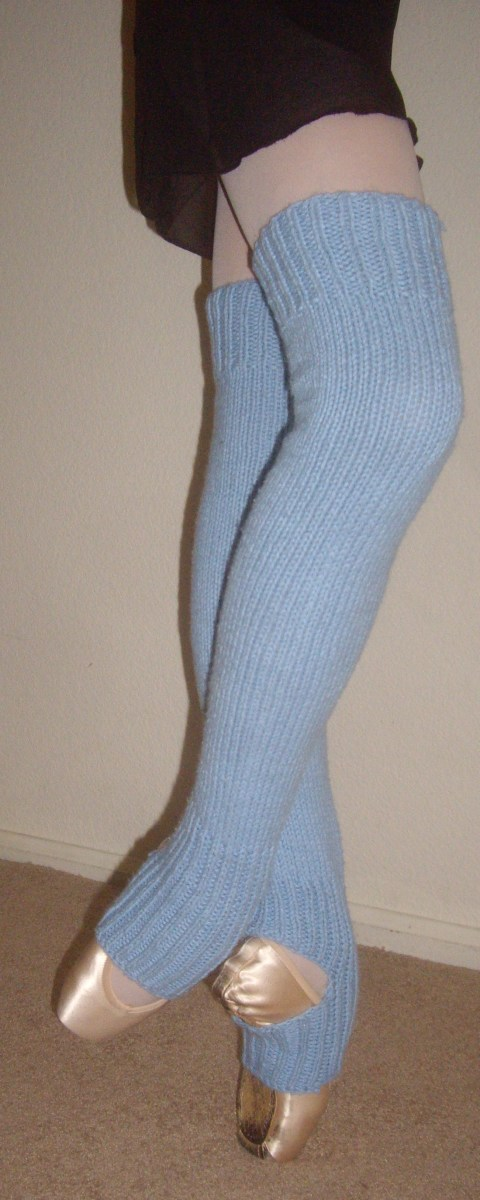 How To Knit Leg Warmers For Ballet Dancers Free Pattern Feltmagnet