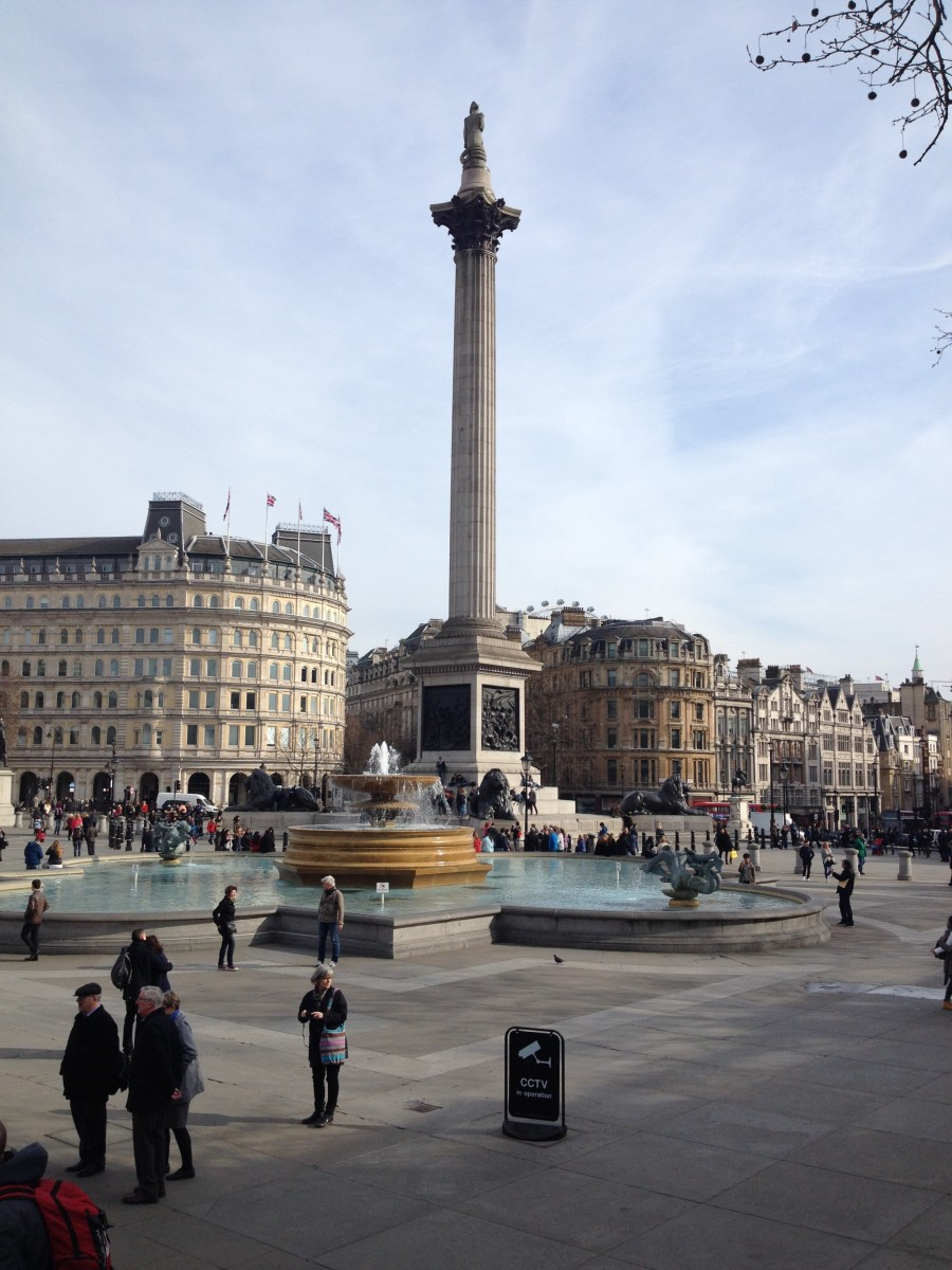 what-is-the-fourth-plinth-in-londons-trafalgar-square