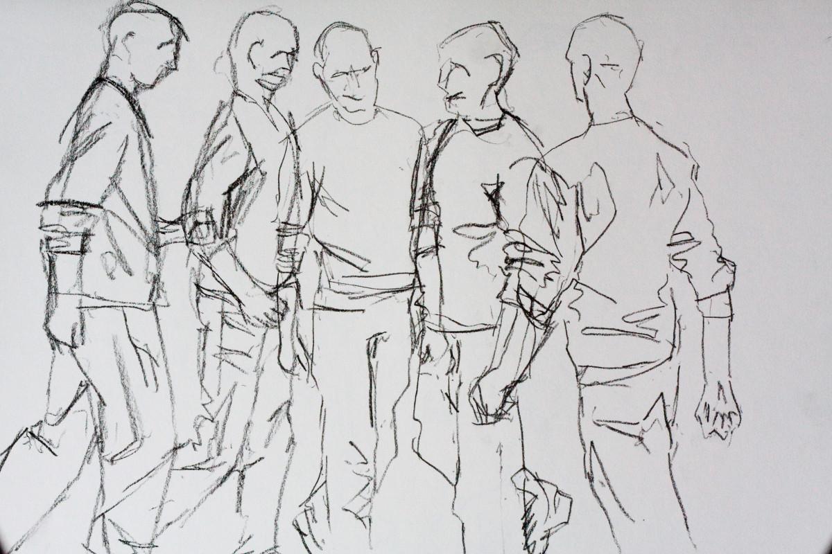 figure drawing for beginners feltmagnet