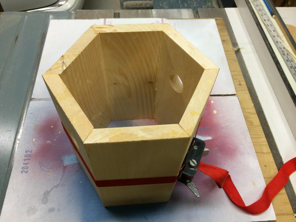 How To Build A Simple Dovecote Style Birdhouse Feltmagnet