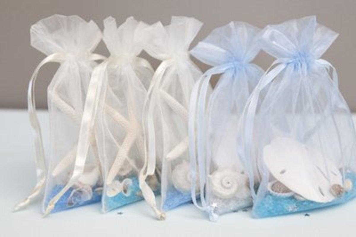 Bridal Shower Sachets