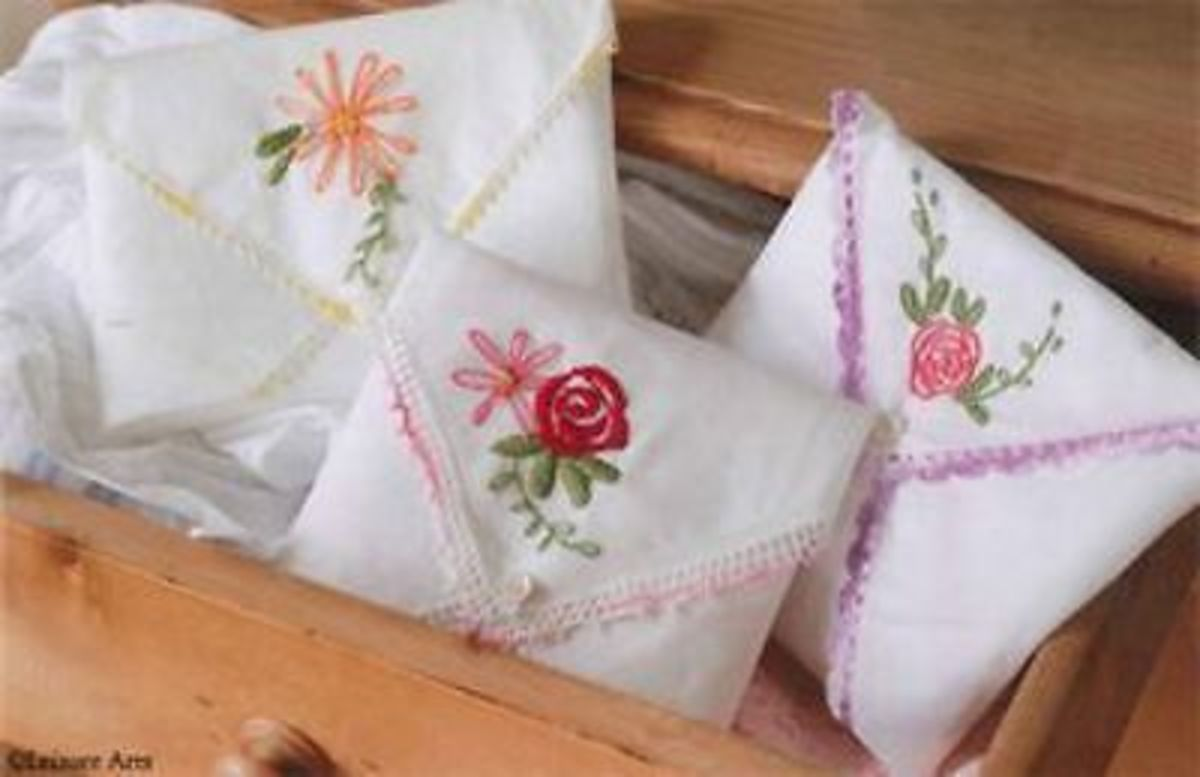 46 Ideas For Homemade Sachet Bags And Scented Fillings Feltmagnet