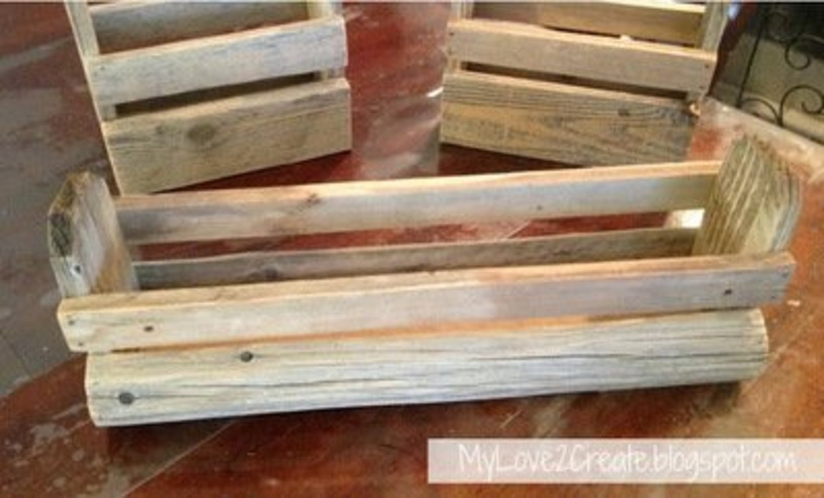 45 Diy Wood Pallet Crafts Feltmagnet Crafts