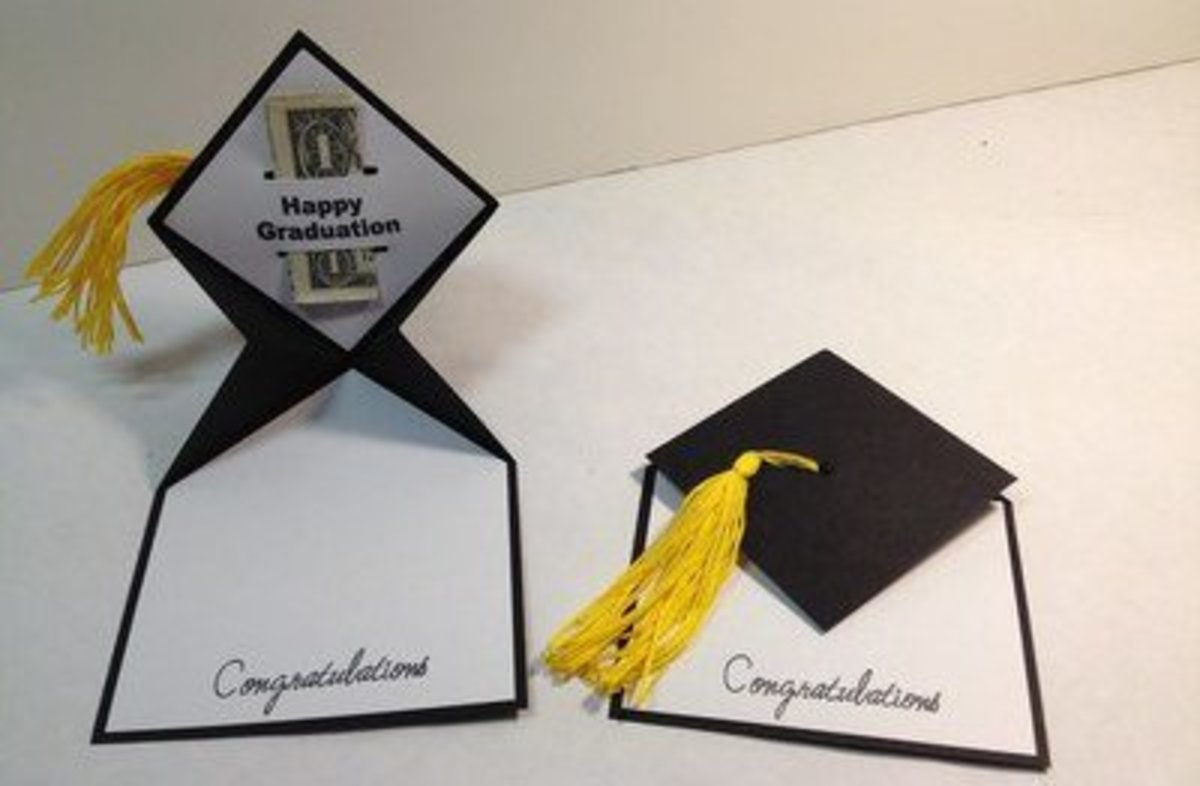 35 diy ideas for making pop up cards feltmagnet 35 congrats to graduate m4hsunfo