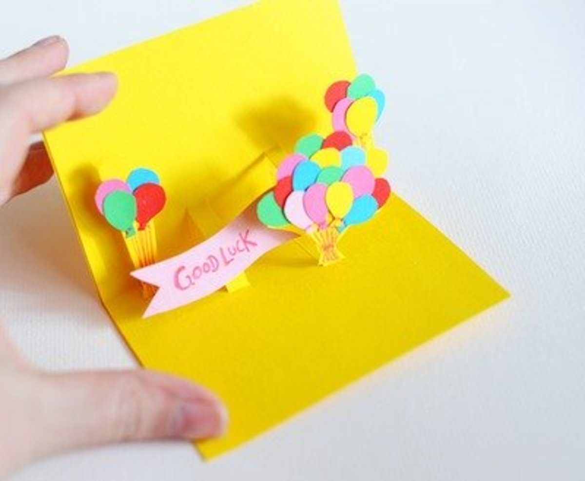 you make my heart pop card - Make A Pop Up Card