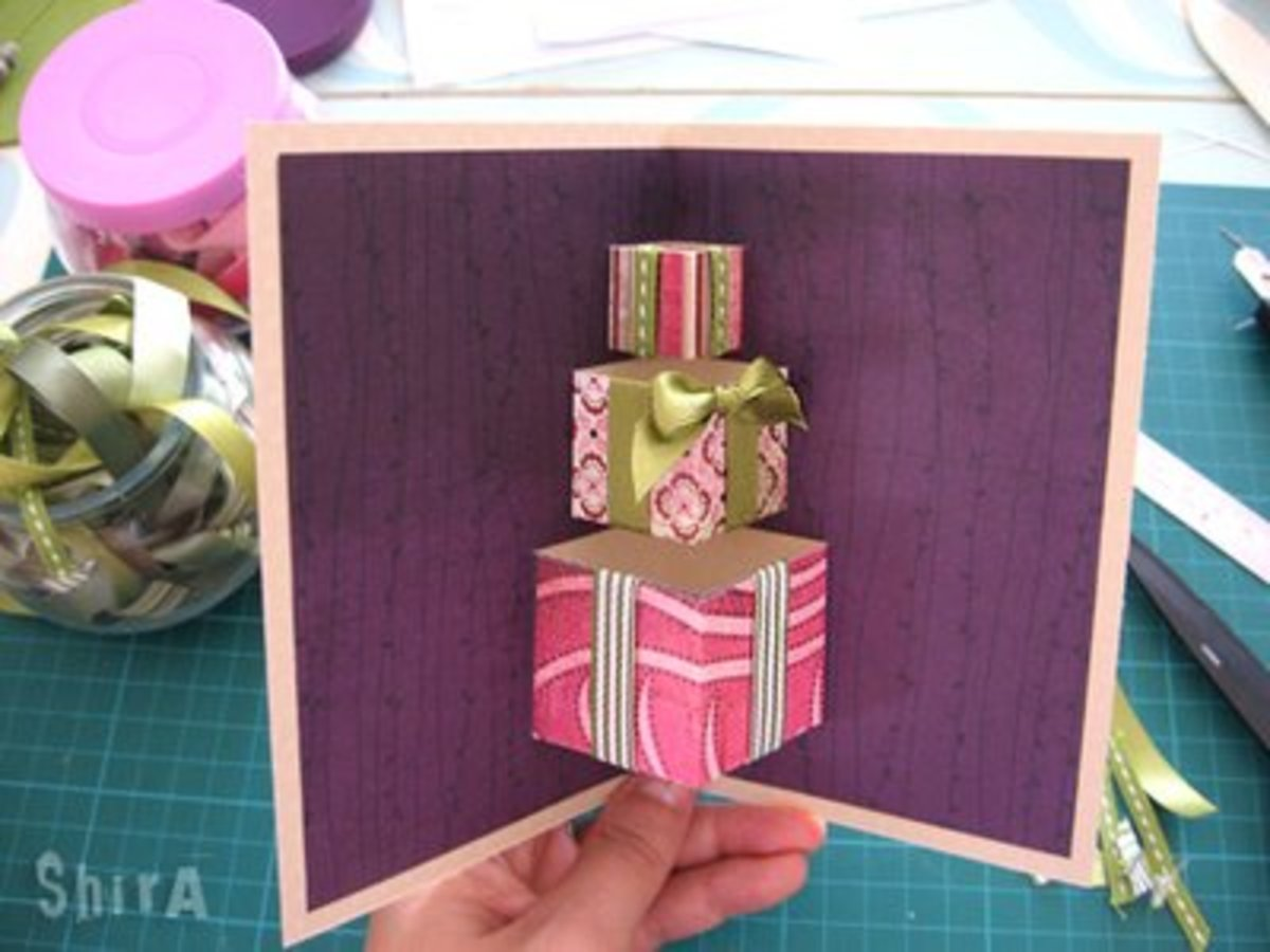 36 diy ideas for making pop up cards feltmagnet you can find the tutorial at my kid craft anyone who receives this card will be impressed and appreciative add a little glitter to the snowman for extra m4hsunfo