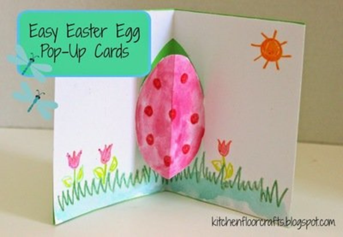 36 Diy Ideas For Making Pop Up Cards Feltmagnet