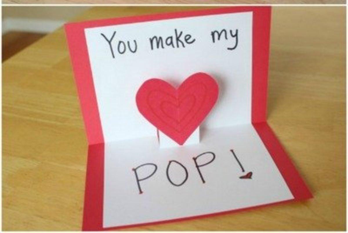You Make My Heart Pop Card