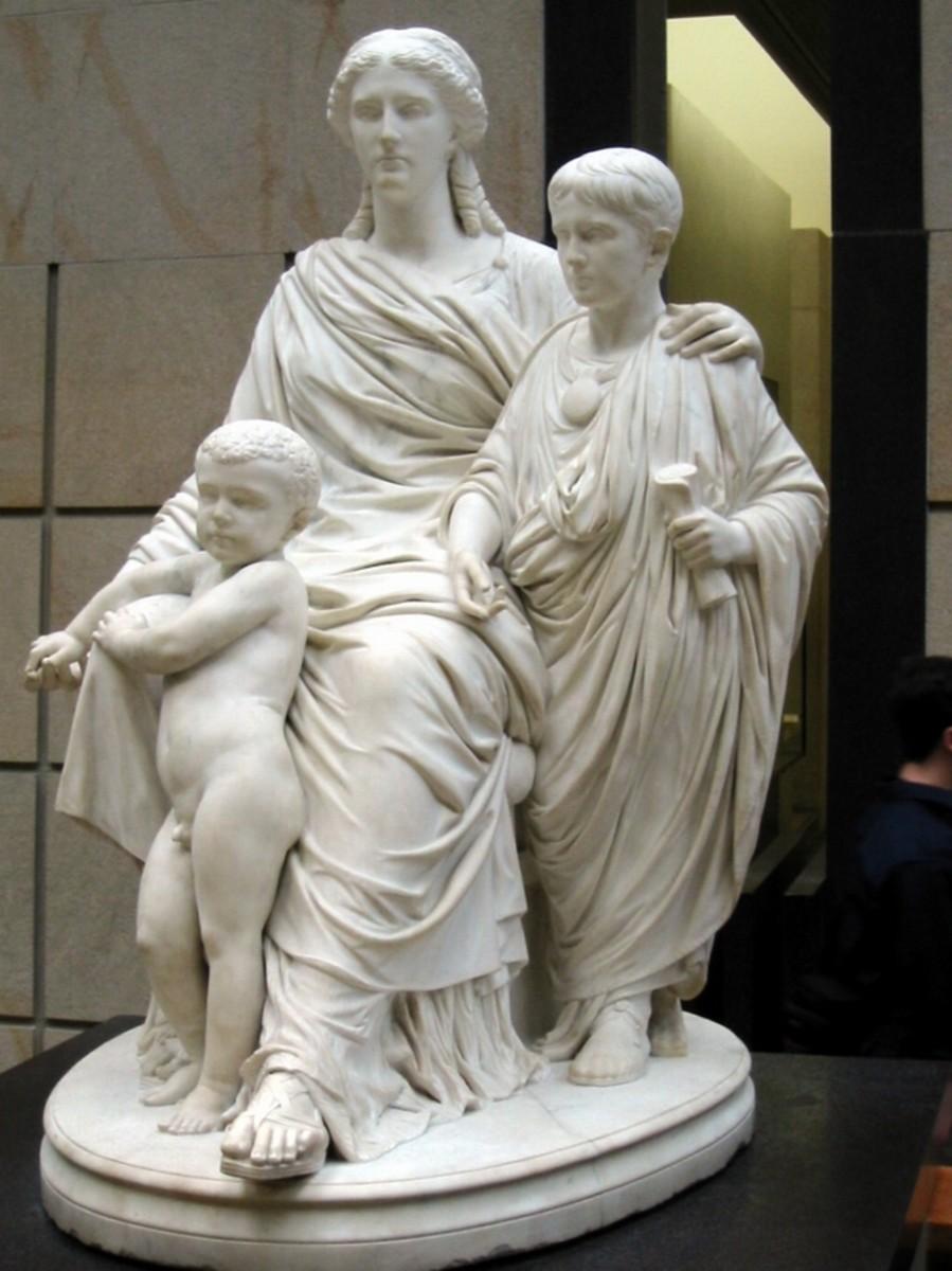 Statue of Cornelia