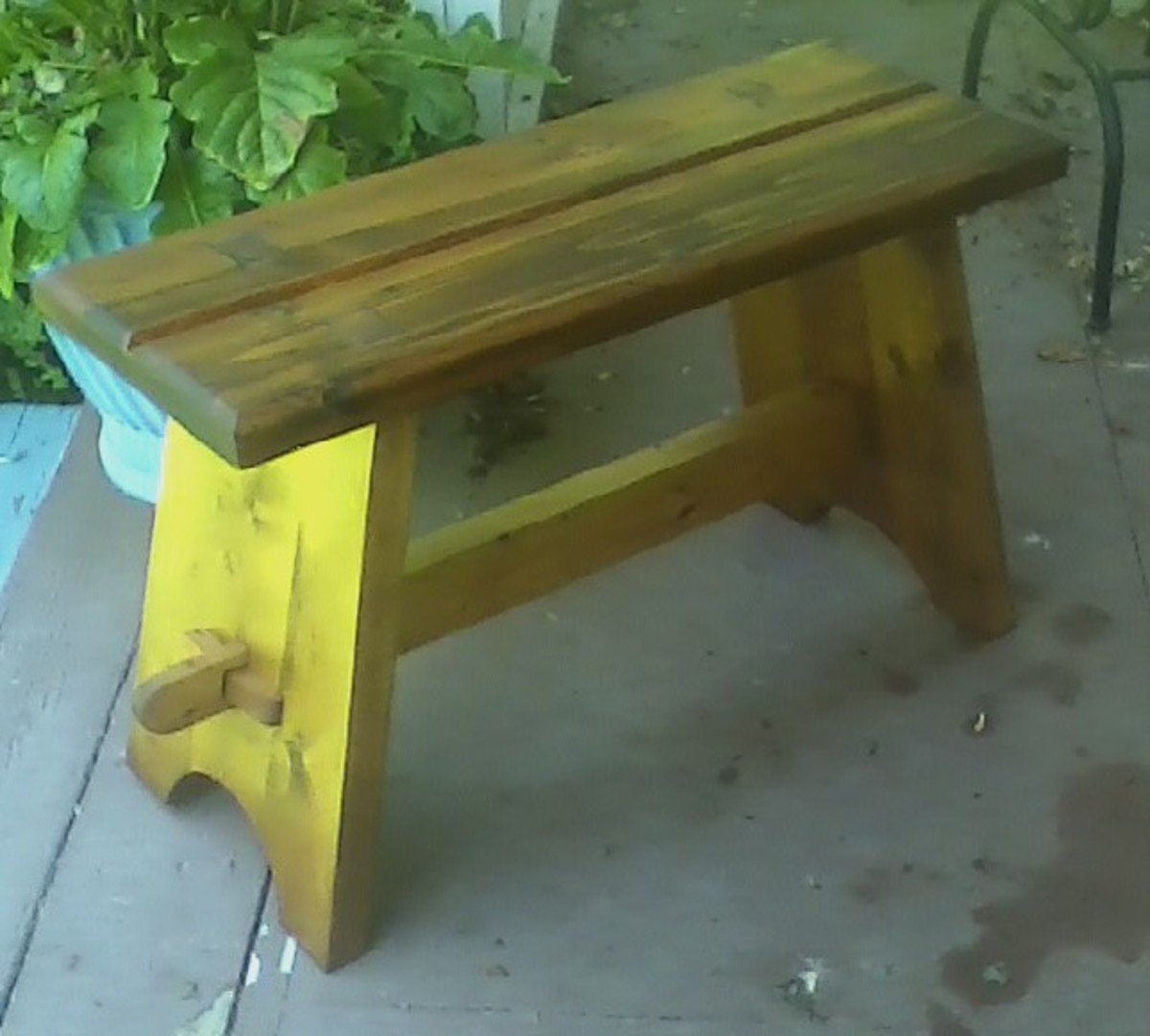 Superb How To Build A Strong Mortise And Tenon Bench Feltmagnet Machost Co Dining Chair Design Ideas Machostcouk