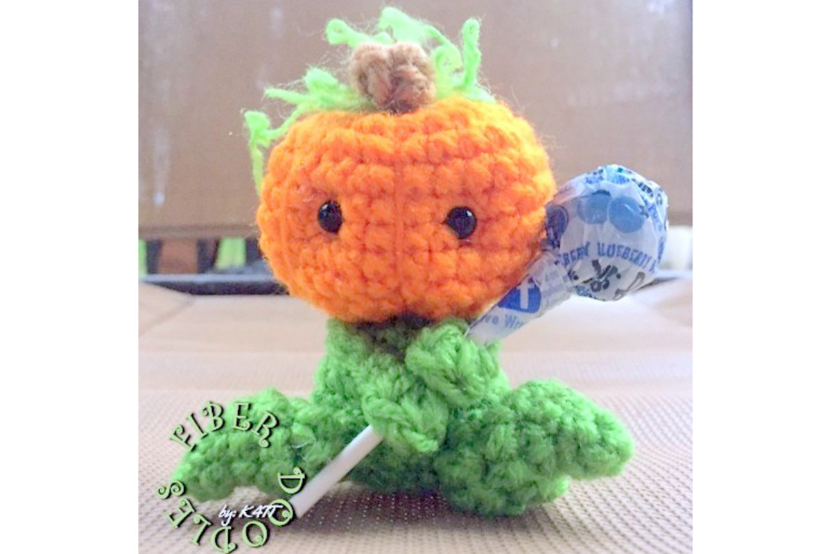 Amigurumi Halloween Free : 21 free fall and halloween pumpkins crochet patterns feltmagnet