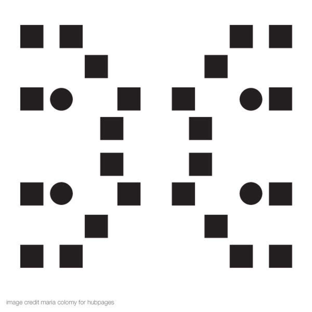 Gestalt Law of Symmetry