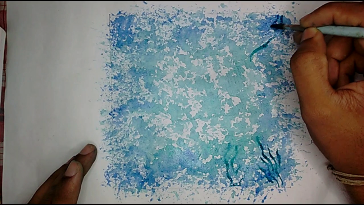 how-to-draw-an-underwater-shadow-of-a-fish