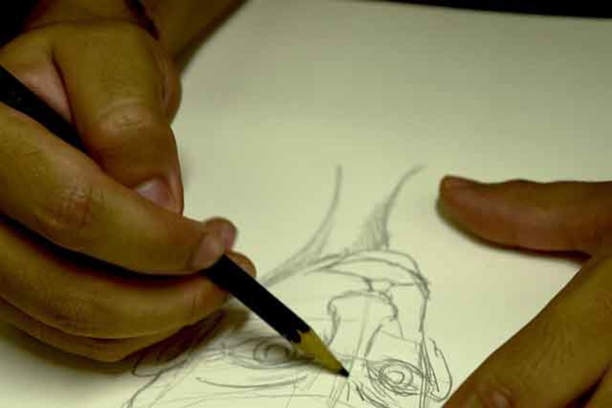 Give careful concern to each line of your drawing.
