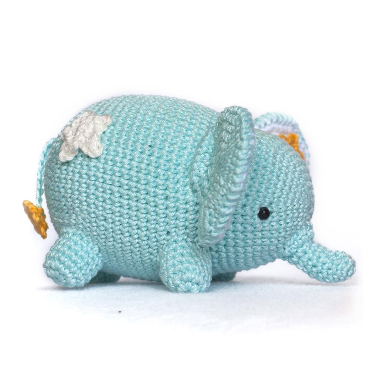Star Elephant - DIY Fluffies