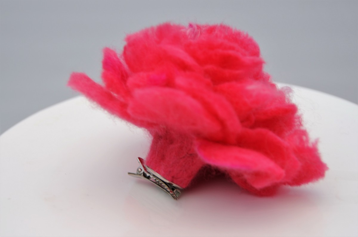 Brooch Hat or Hair Pin