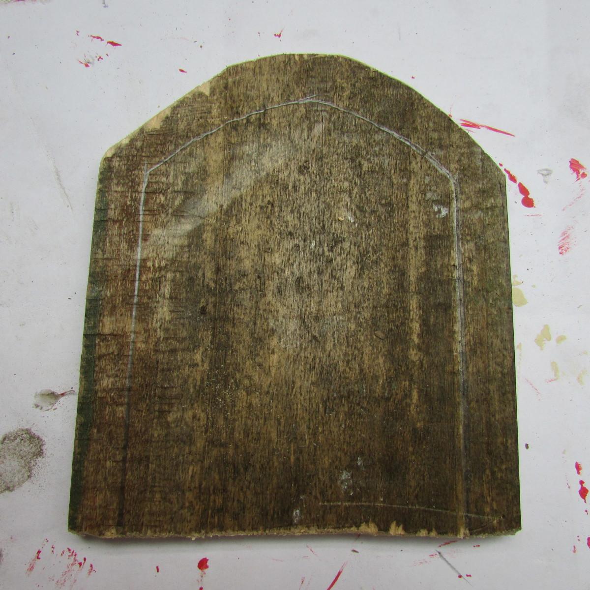 How To Make a Wooden Fairy Door