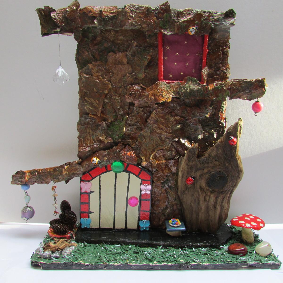 My Fairy Tree House