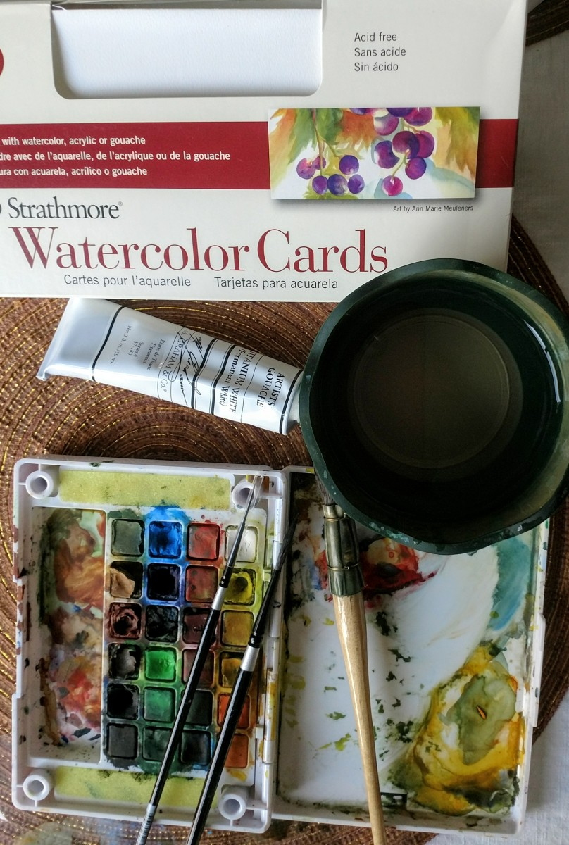 My Card Painting Kit