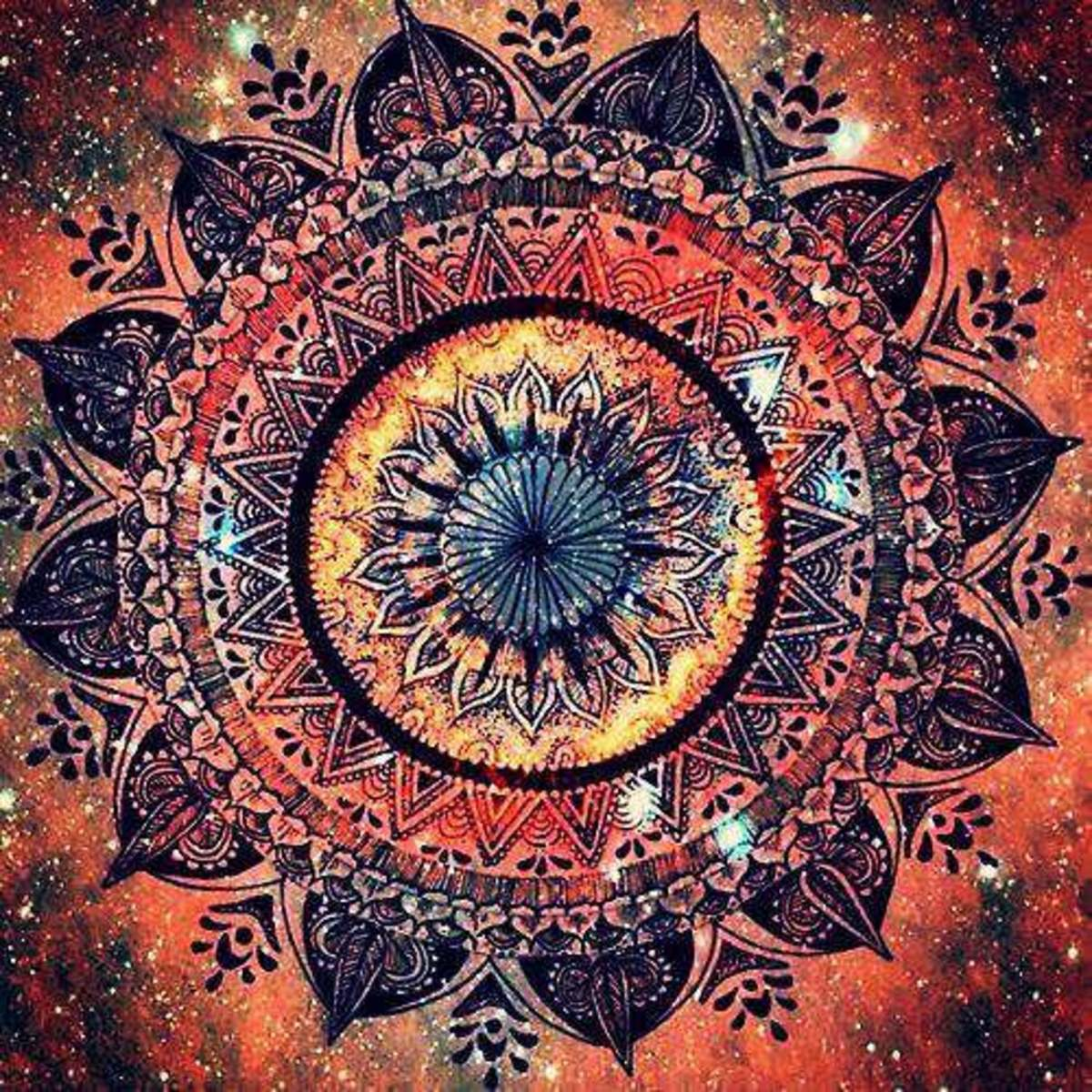 A Mandala in the Cosmos