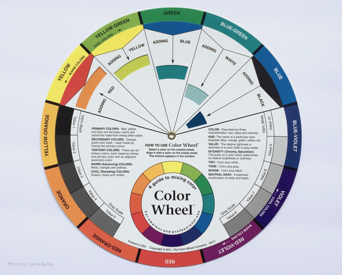 "Cox 133343 9 1/4"" Color Wheel"