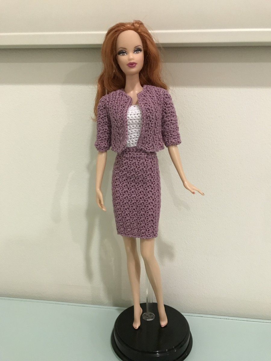 Barbie Business Suit