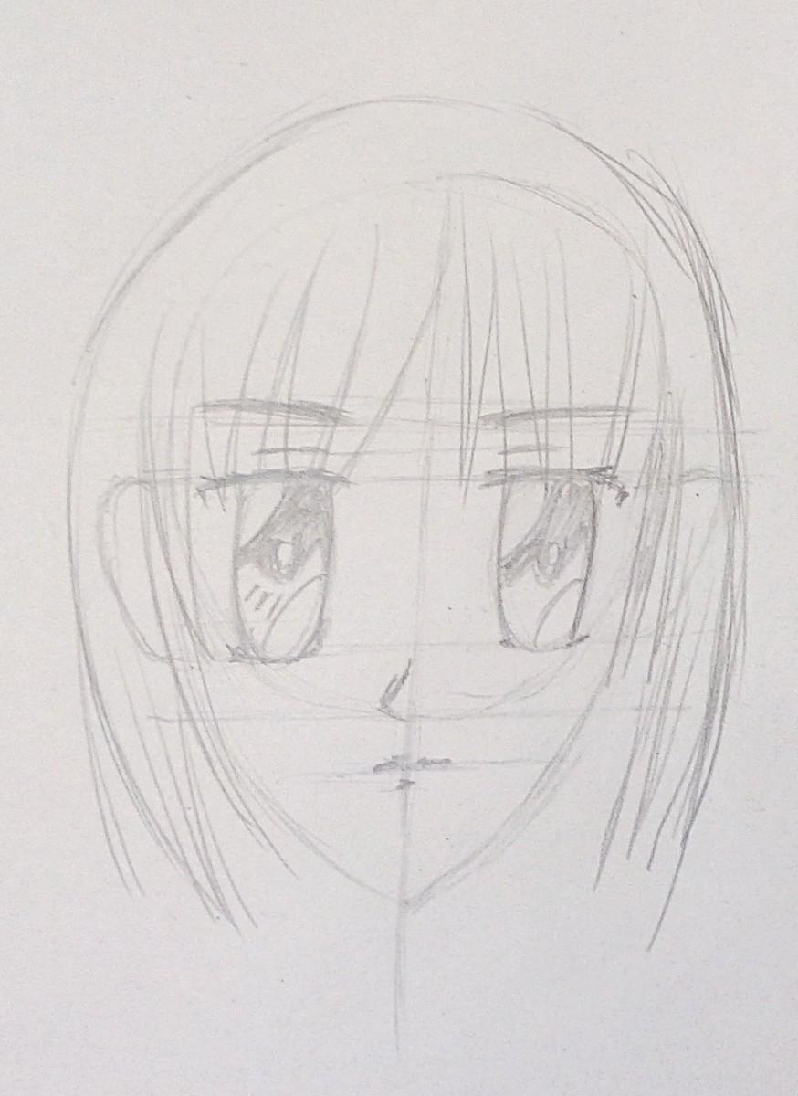 how-to-draw-anime-girl-face-shojo