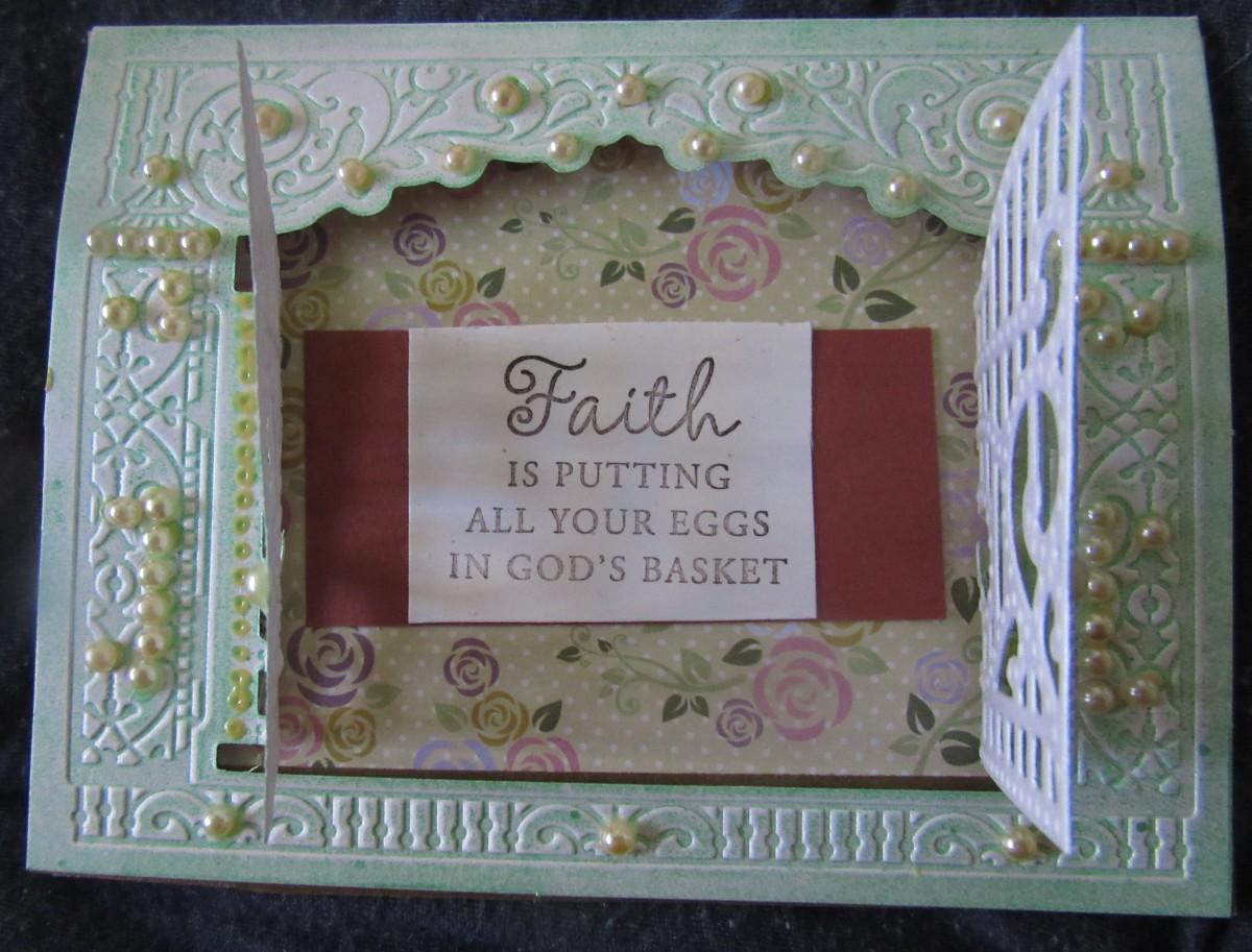 Card by Linda Correa