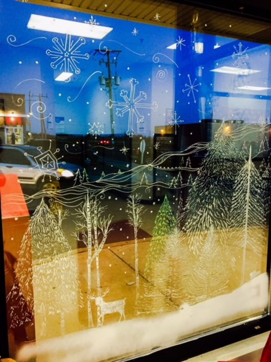liquid-chalk-drawings-on-windows