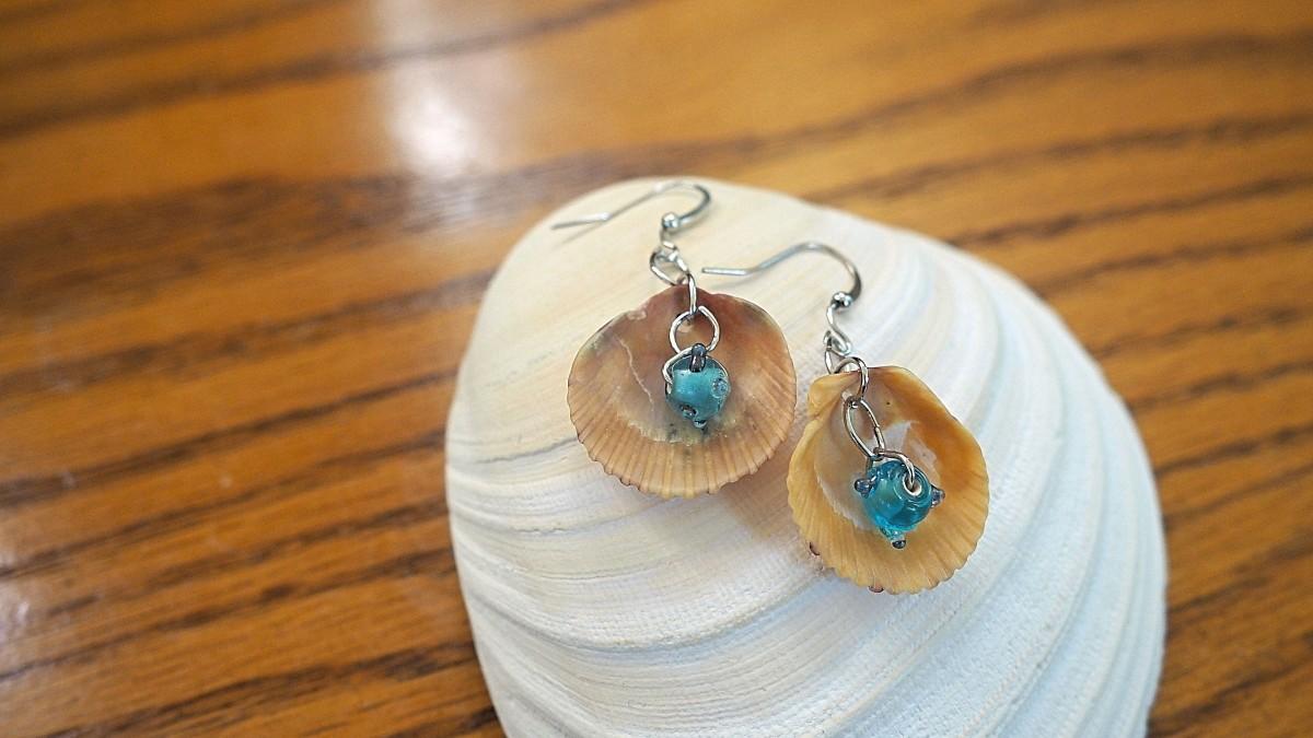 My new earrings!