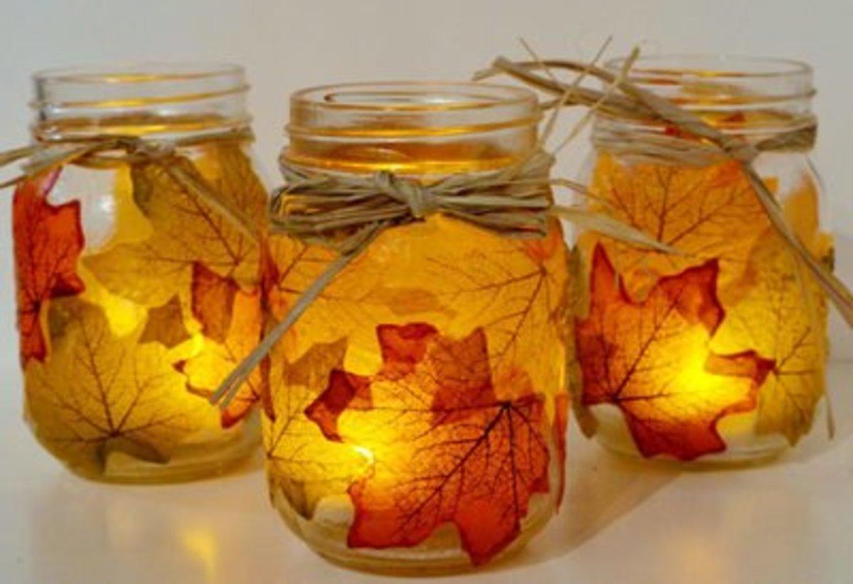 34 Gorgeous Fall Craft Ideas Feltmagnet