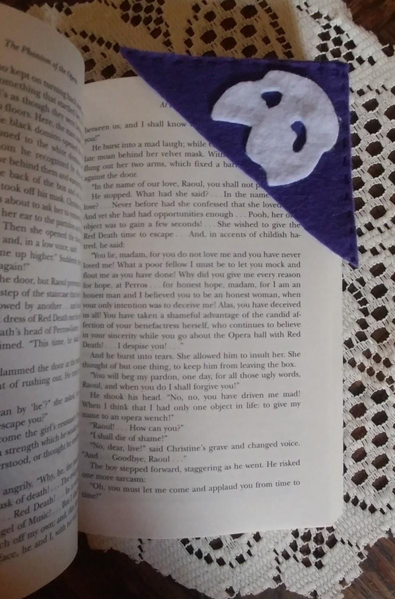 Corner Bookmark!