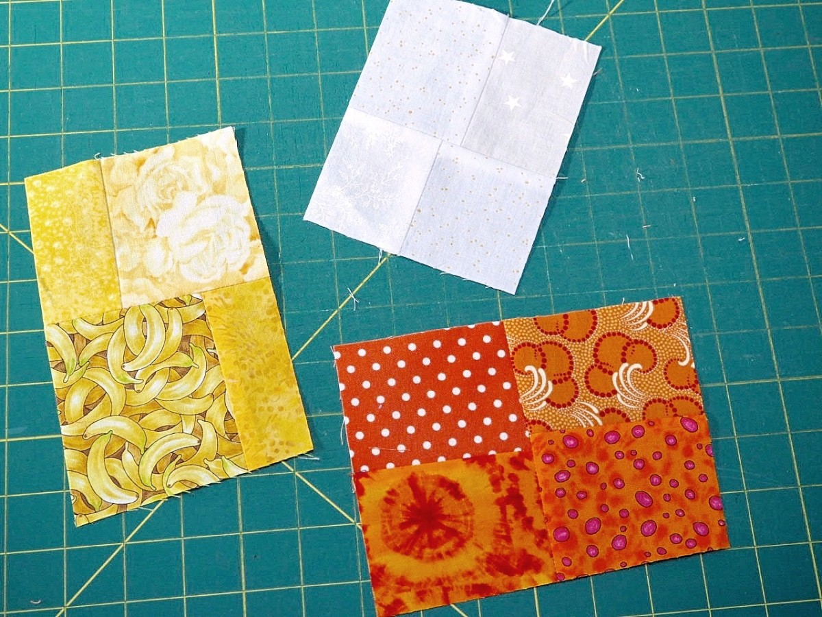 Step 7: Sew Pairs Together