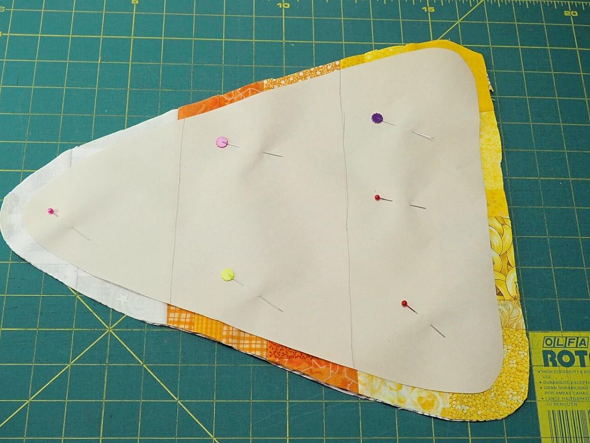 Step 11: Finish Cutting