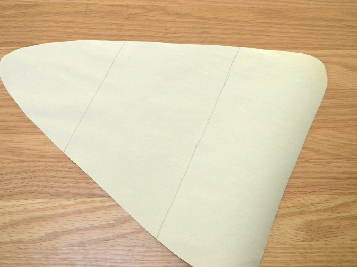 Step 2: Cut Out the Pattern