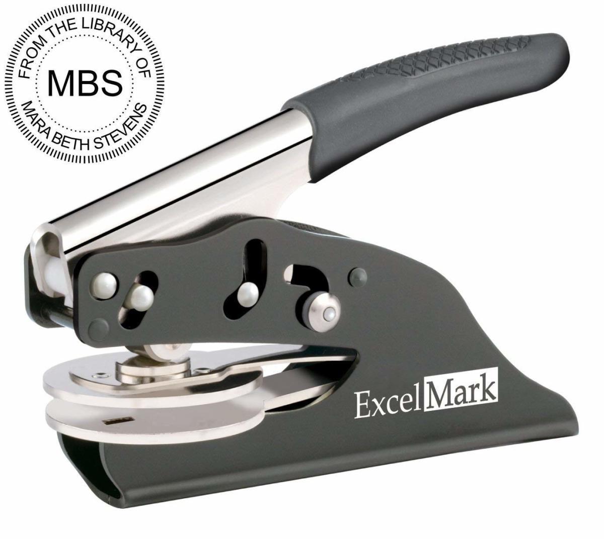ExcelMark Personal Hand Embosser